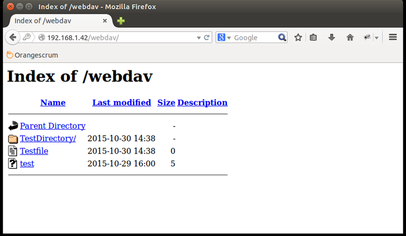 How to Set up WebDAV with Apache on CentOS 7 | IONOS DevOps Central