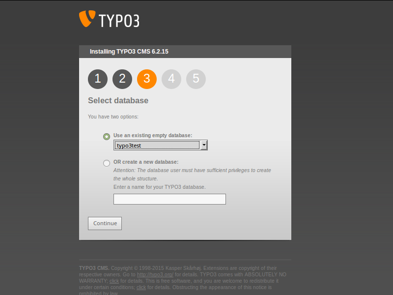 How to Install TYPO3 on CentOS 7 | IONOS DevOps Central