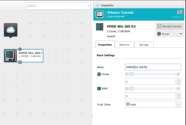 Migrate a VMware Virtual Machine Running Windows to